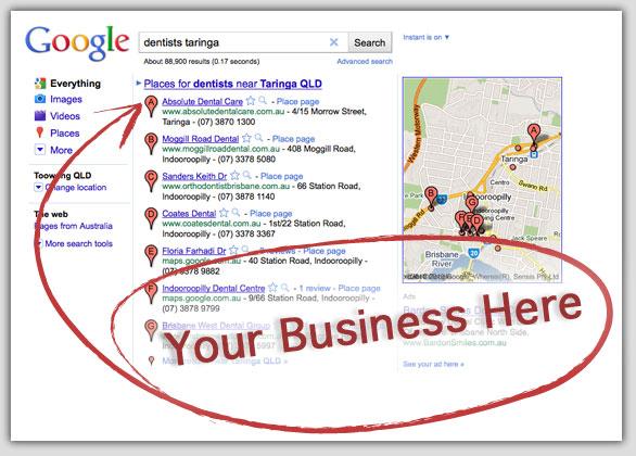 Google Places Optimization for Auto Repair